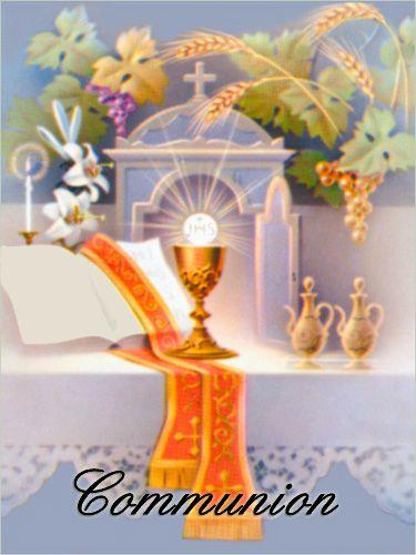 Image avec calice avec hostie recherche google hostie 1 communion images religieuses et - Image religieuse gratuite a imprimer ...