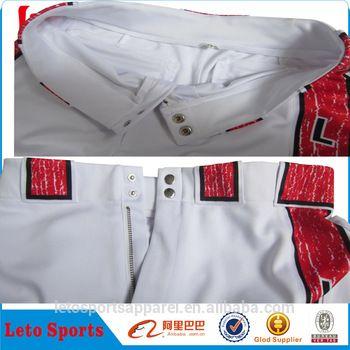 Custom Sublimation Baseball Uniform Wholesale Softball Pants Mens ...