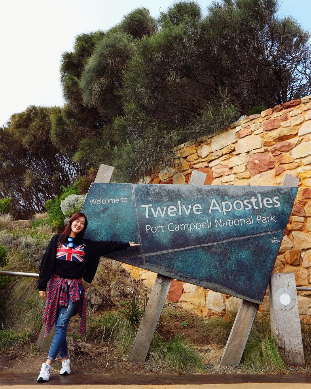 #여행스타그램 #travel #여행둘째날 #호주 #australia #멜버른 #melbourne #그레이트오션로드 #GreatOceanRoad #TwelveApostles #12사도 . . 여기는 12사도 입니다 . . by onlyone310