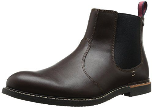 Brook Park Chelsea Pull on, Bottes Homme, Noir (Black), 44.5 EUTimberland
