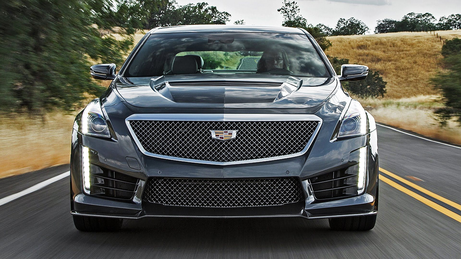 Good 2016 Cadillac CTS V: Just How Good Is The Cadillac With The Corvette Eng