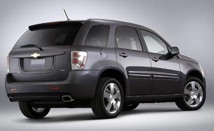 2008 Chevrolet Equinox Sport With Images Chevrolet Equinox
