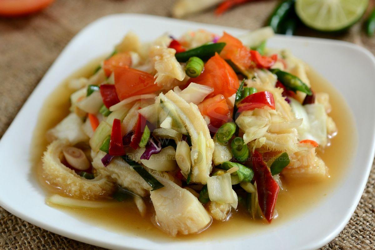 Pin Di Recipes Kerabu