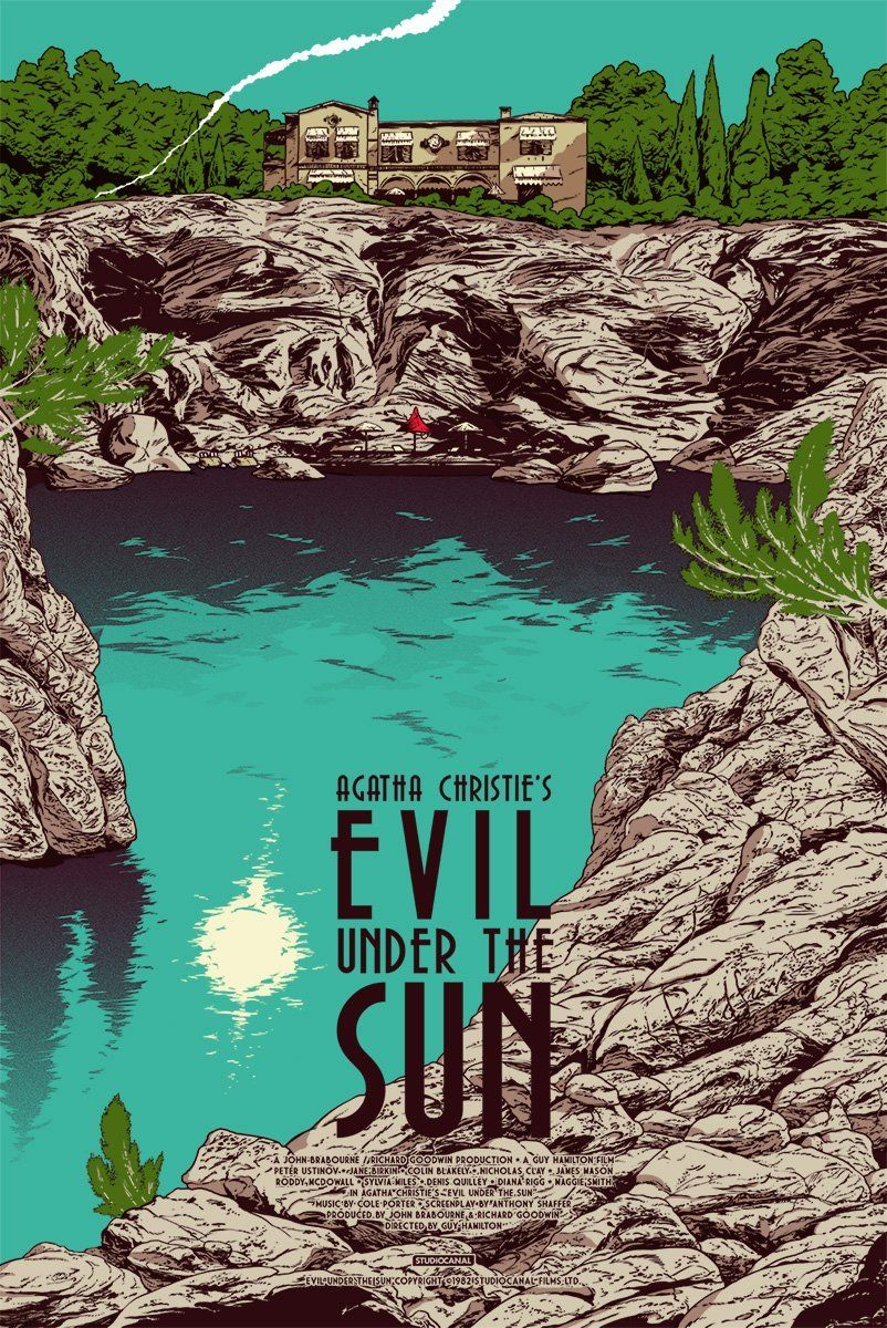 Kogaionon Evil Under The Sun By Johnny My 52 Weeks With