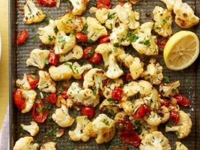 Photo of Roasted Italian Cauliflower