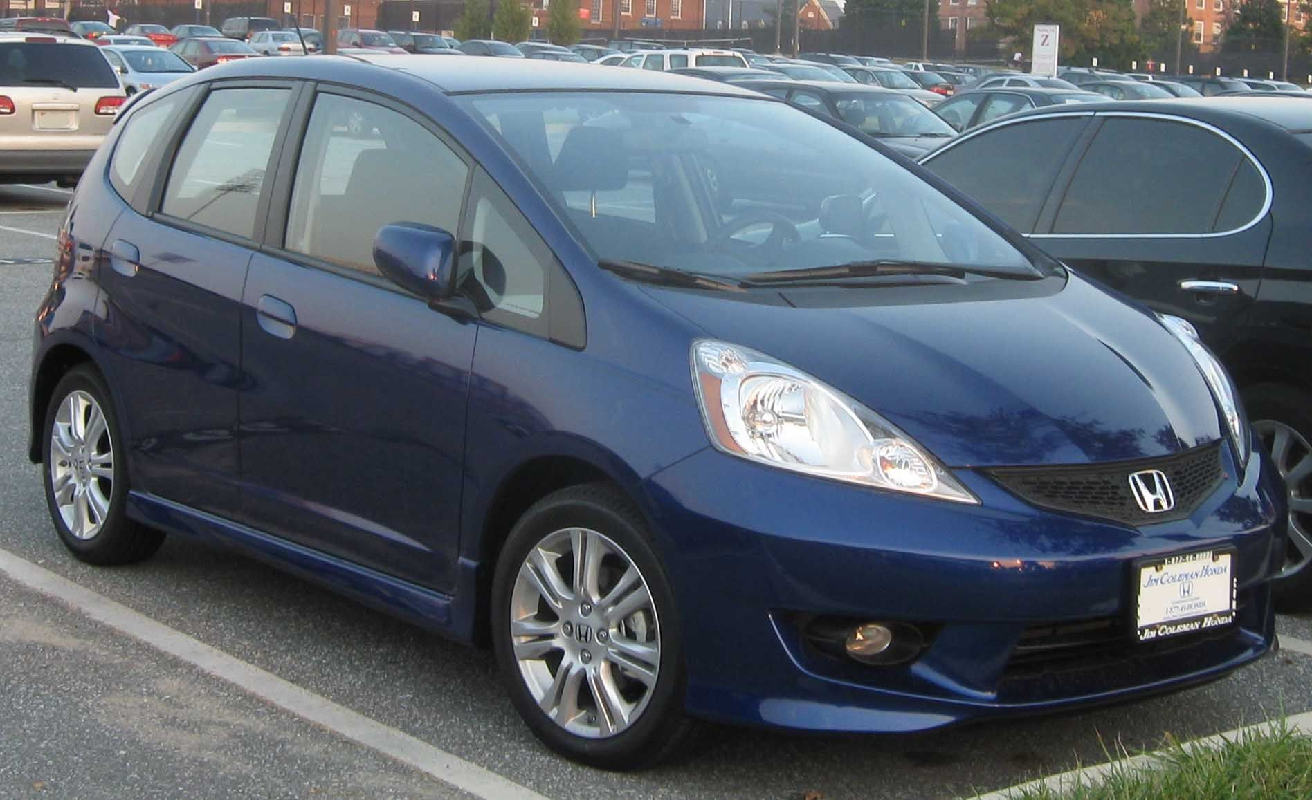 2008 Honda Fit 2008 Honda Fit Prices Reviews and