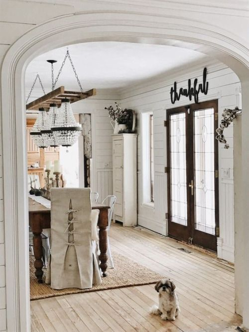 What\u0027s Hot on Pinterest 5 Vintage Dining Rooms for The Weekend
