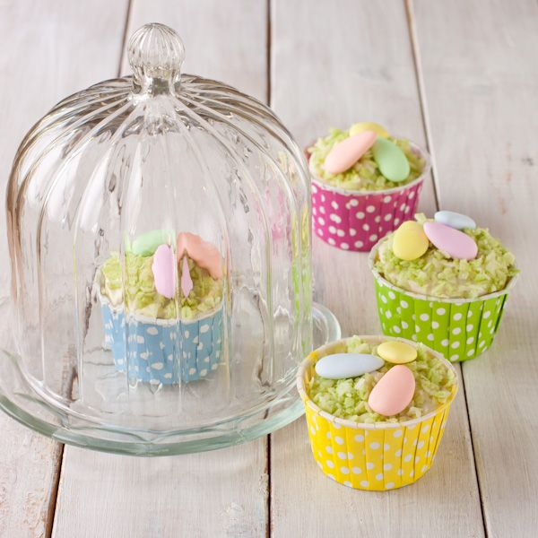 Easter basket cupcakes from recipe renovator glutenfree vegan easter basket cupcakes from recipe renovator glutenfree vegan easter negle Image collections