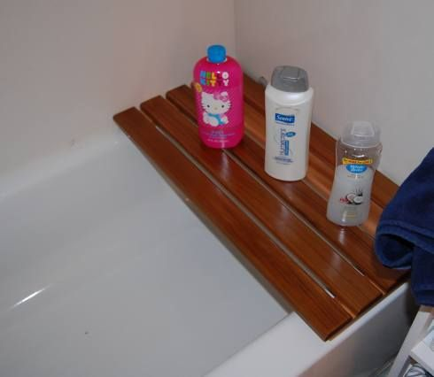 Attrayant Review U0026 Giveaway   Cedar Bathtub Bench By Butt Bench   Pink Dandy Chatter