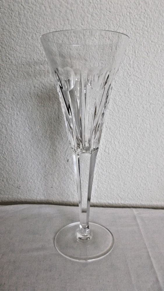 Waterford Crystal Millennium Champagne Toasting Flute Love Hearts 9 25 H Euc Waterford Waterford Crystal Champagne Toasting Flutes Martini Glass