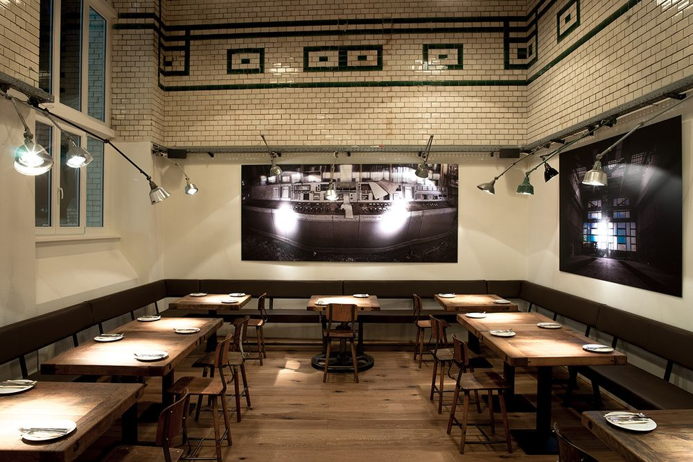 berlin neuk ln eins 44 kantine restaurant designs pinterest. Black Bedroom Furniture Sets. Home Design Ideas