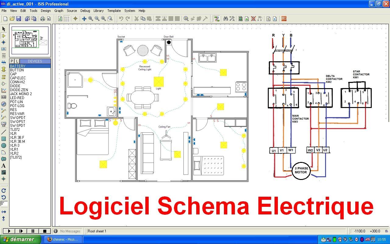 Cette article explique certains logiciel pour faire dessin for Logiciel de dessin maison gratuit