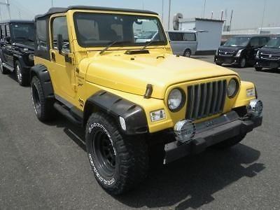 EBay: 2001 Jeep Wrangler 4.0 Sport Soft Top 4x4 3dr #jeep #jeeplife