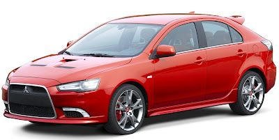 Geneva Preview Mitsubishi Lancer Prototype S 240hp Officially Revealed Auto Cars