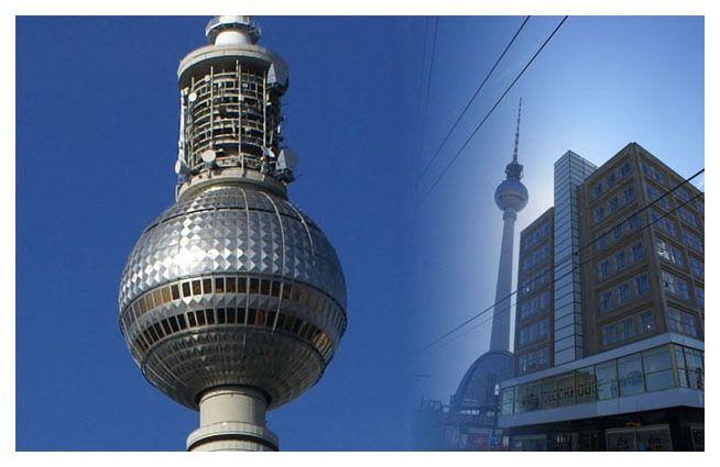 Torre de Tv. en Berlín (Germany)
