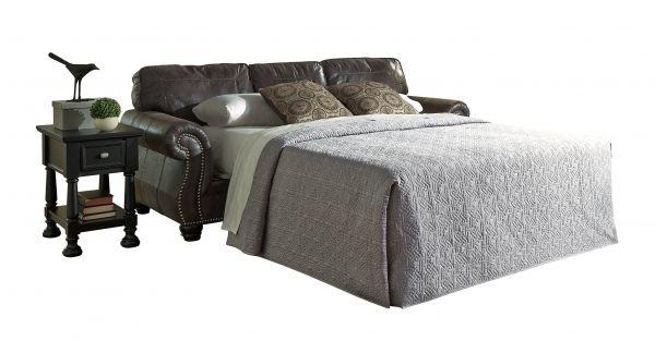 Best Breville Traditional Classics Charcoal Queen Sofa Sleeper 400 x 300