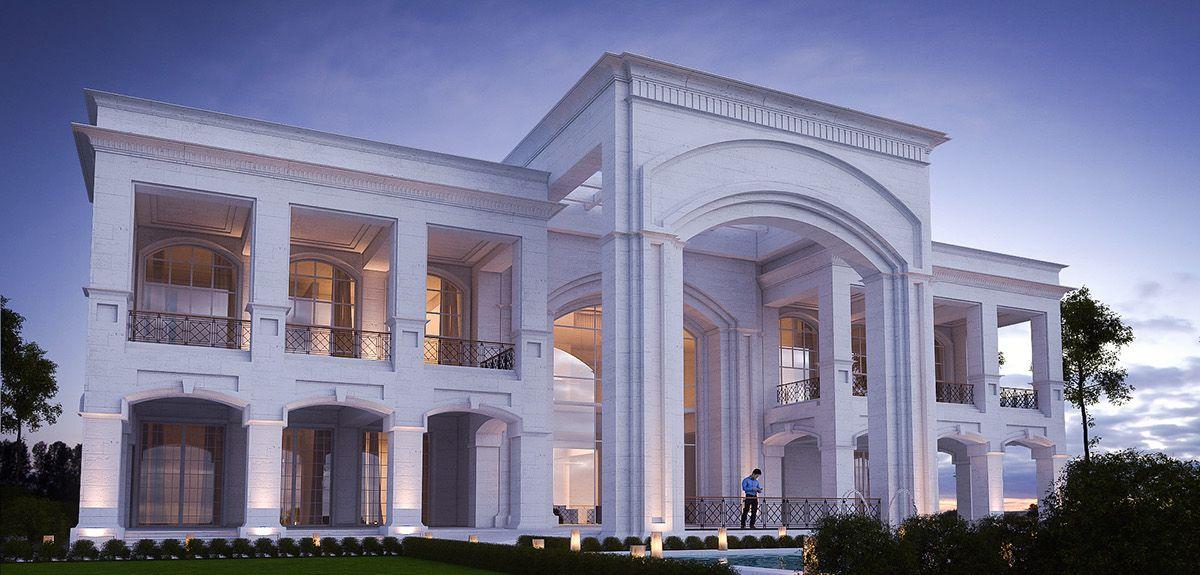 Prince Home Saudi Arabia On Behance Beautiful Homes Estates