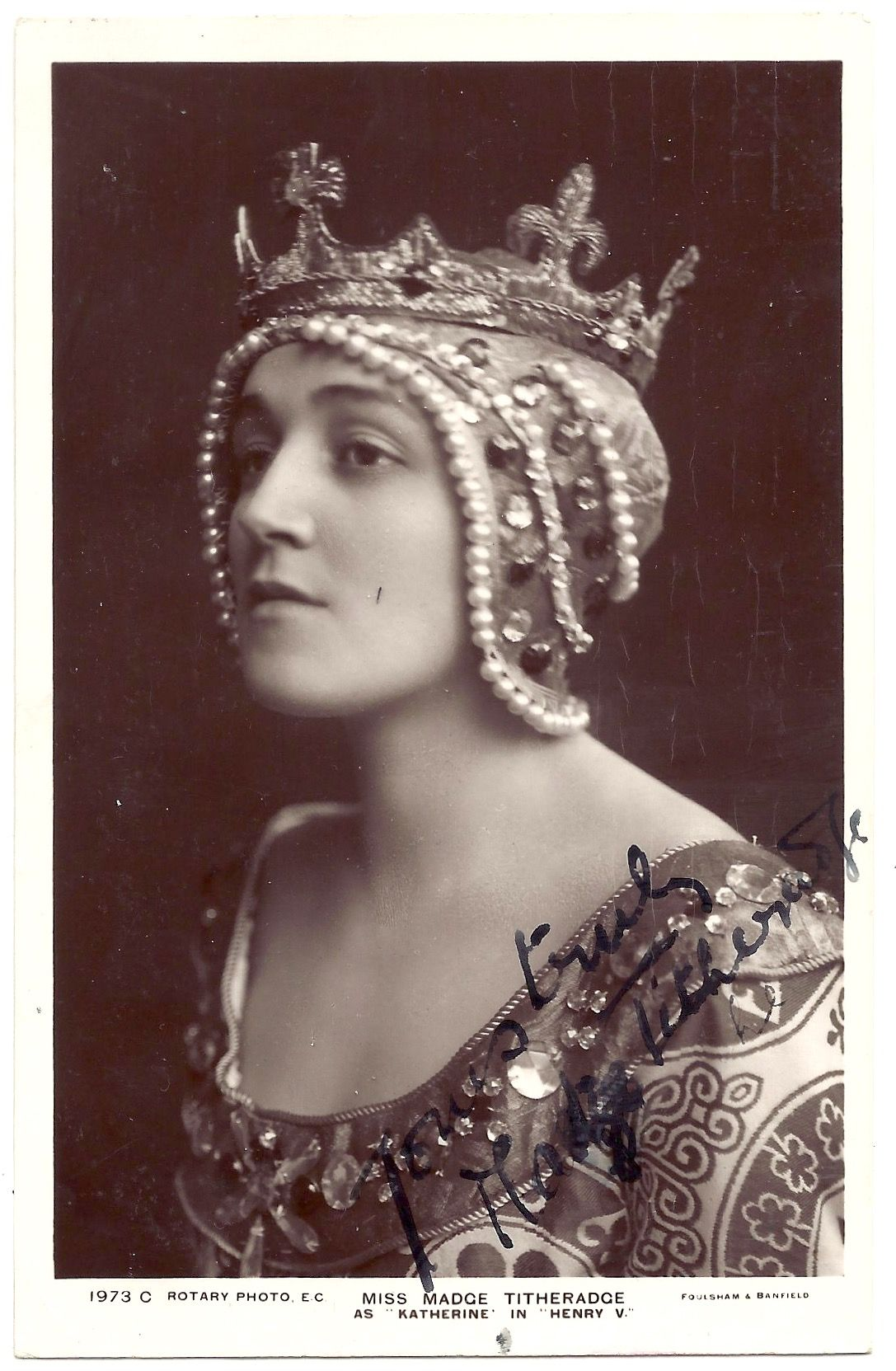 Madge Titheradge Madge Titheradge new foto