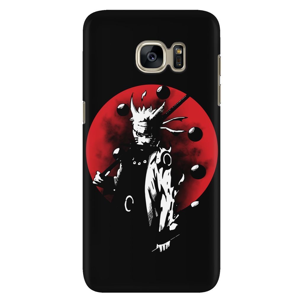 Naruto - Naruto Uzumaki nine tail fox form - Android Phone Case - TL01113AD