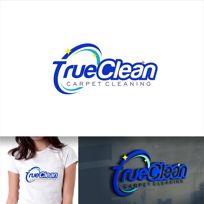 Create Carpet Cleaning Logo By E L S A Carpetcleaningbyhand Cleaning Logo Cleaning Company Logo Logo Design