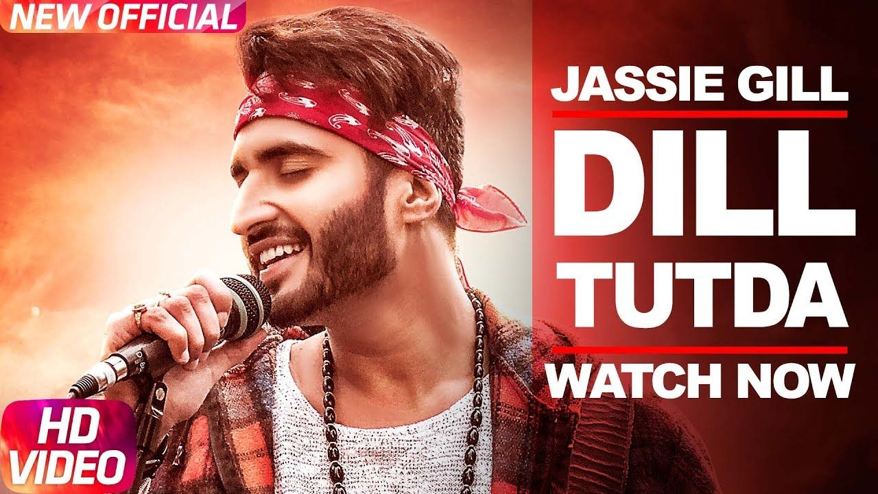 Dil Tutda Jassi Gill Latest Punjabi Song 2017 Arvindr Khaira Go Songs 2017 Bollywood Music Videos Saddest Songs