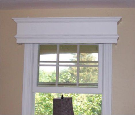 A Cornice Is A Horizontal Molded Structure That Hangs Below The Ceiling And Above The Window This Cornice Has Some Window Cornices Wood Cornice Wooden Cornice