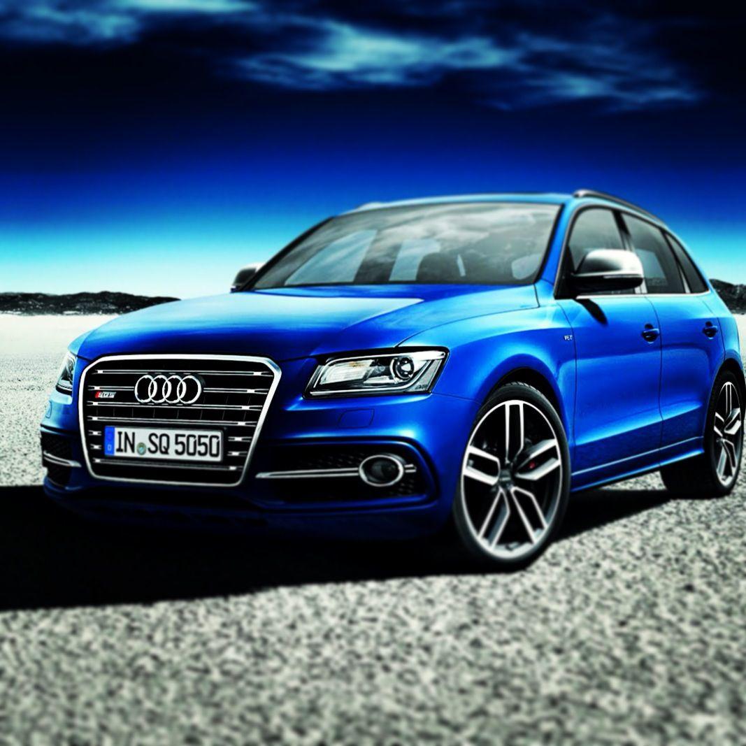 Audi Tdi, Audi, Sq5