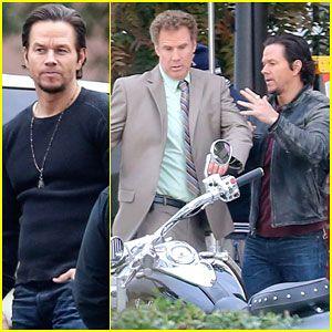 Mark Wahlberg & Will Ferrell