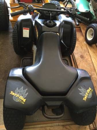 Yerfdog 90cc ATV | ATV's | 90cc atv, Furniture, Gaming chair