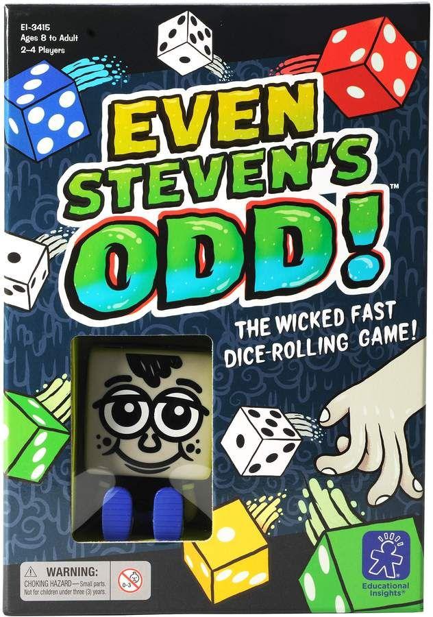 3415 Educational Insights Even Stevens Odd
