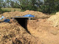 chicken coop underground - Google Search