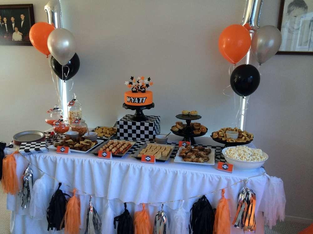 Motorcycles Birthday Party Ideas Motocross Birthdays And - Childrens birthday party ideas auckland