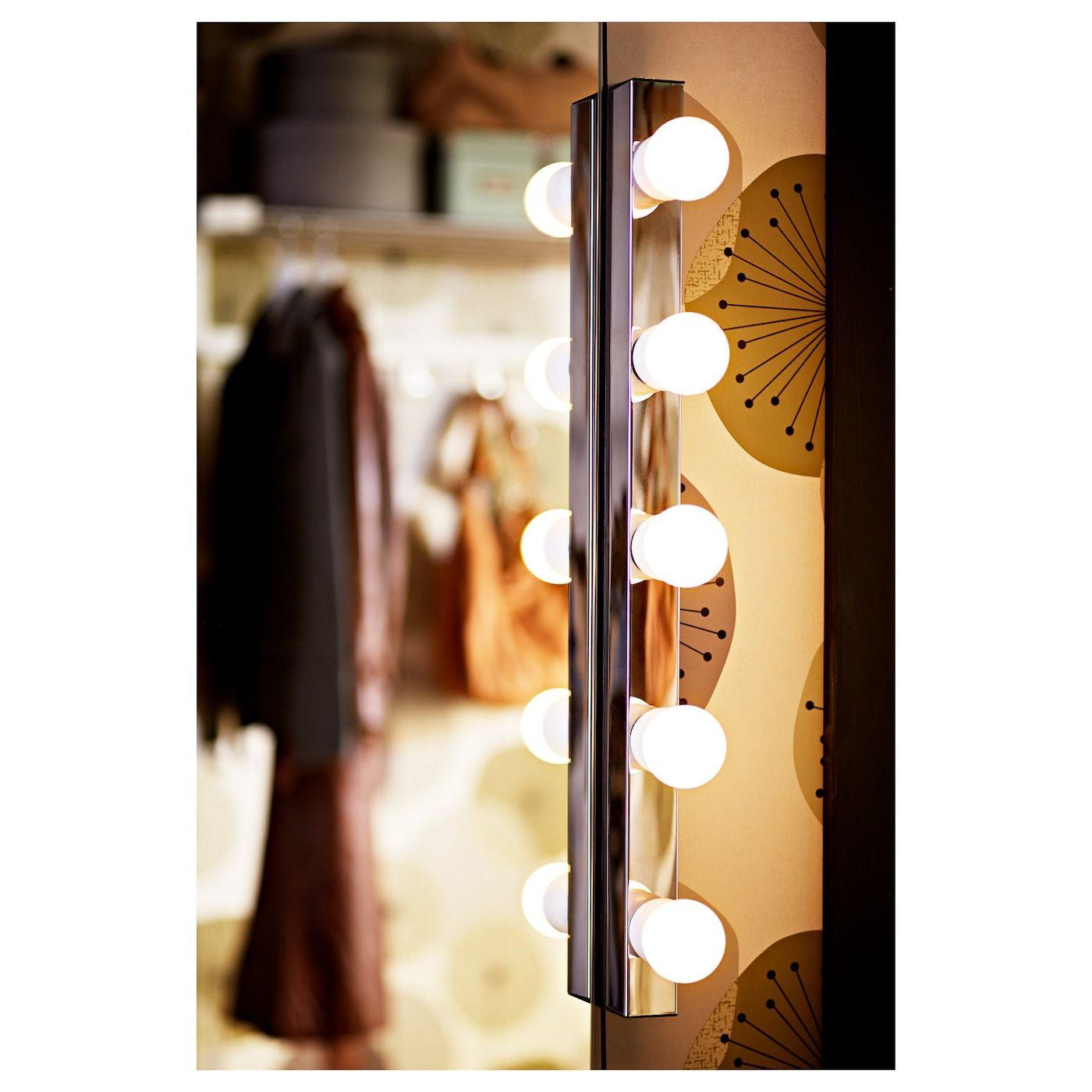 Musik Lampada Parete Installazione Fissa Cromato Lampade Parete Ikea
