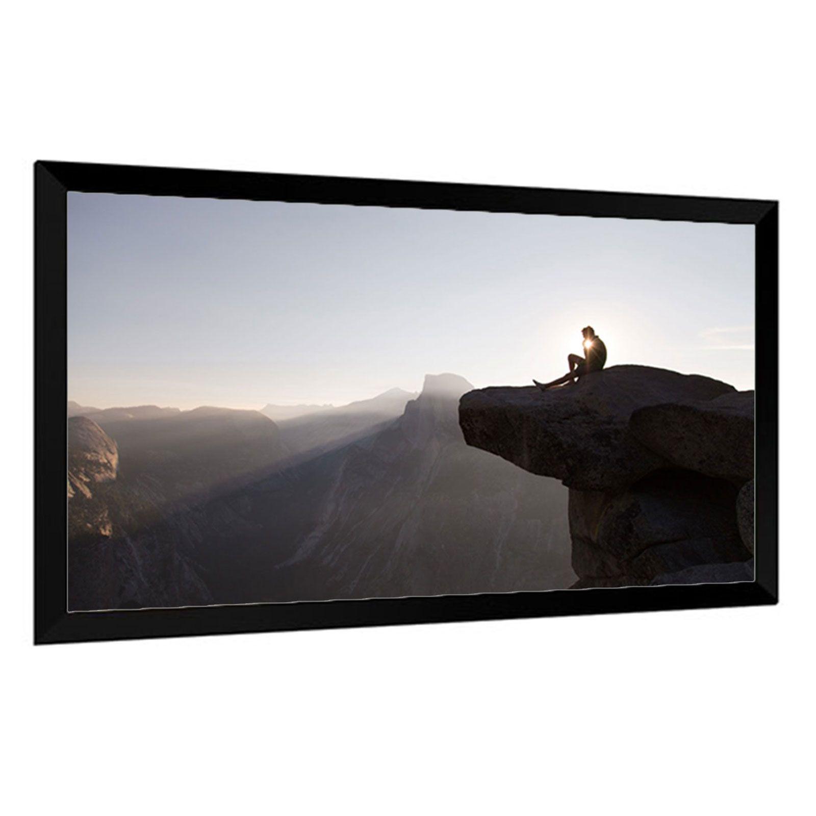 Carl\'s Fixed Frame Projector Screen Kits include: Heavy-Duty ...