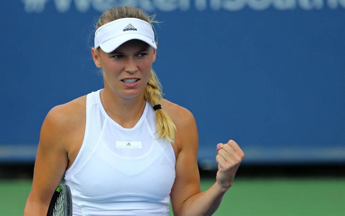 Fondos De Pantalla De Caroline: Descargar Fondos De Pantalla Caroline Wozniacki, La WTA