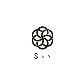 洋の素材で和をつくる タイポグラフィのロゴ 日本のロゴ 木のロゴ