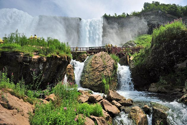 8 of the top places to visit in Niagara Falls, NY