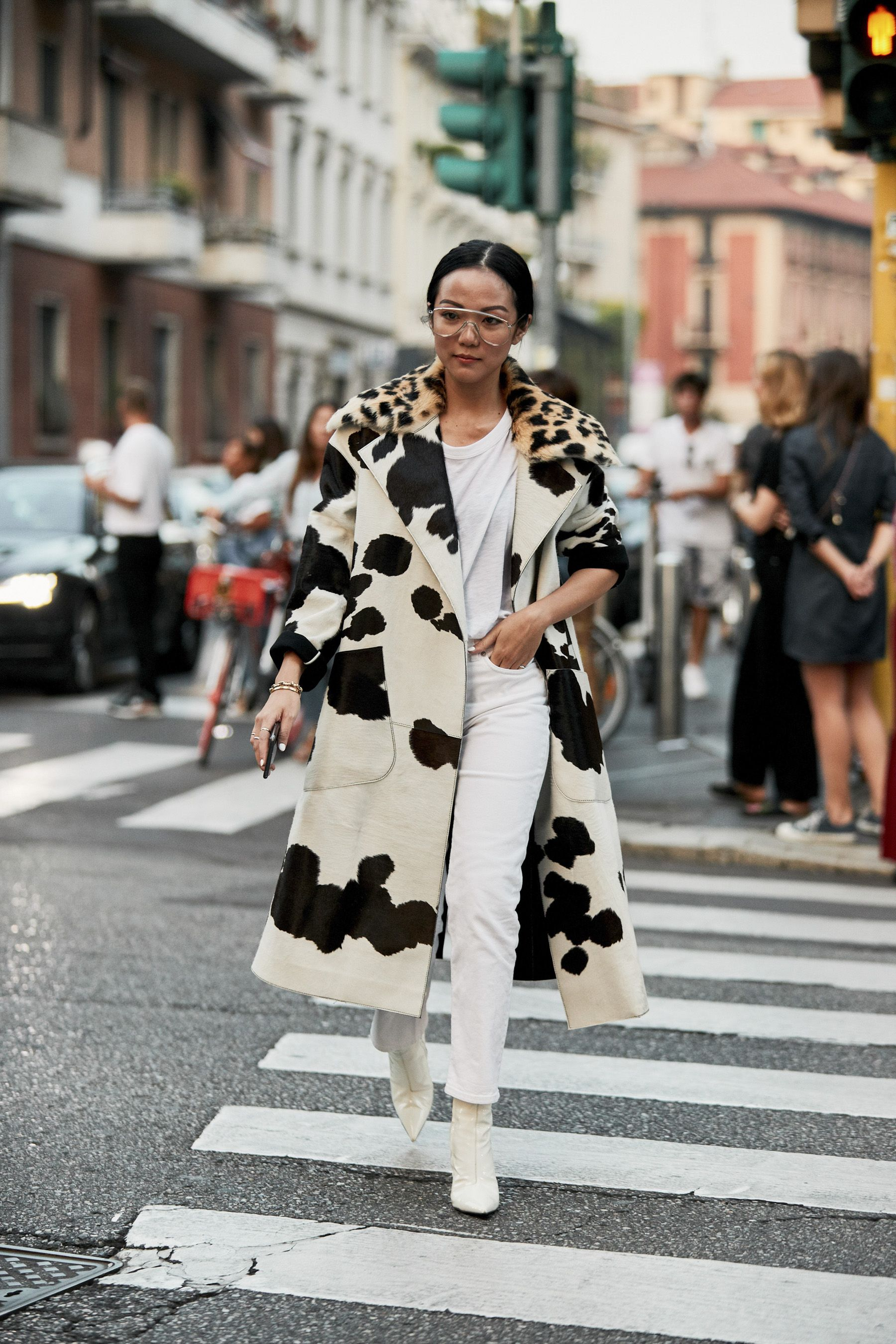 41b7db1674d Best Street Style Looks of MFW Spring 2019