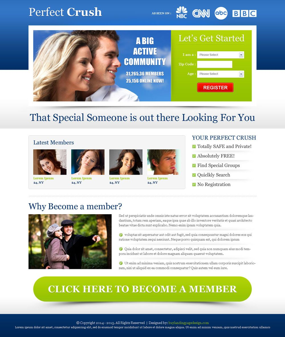 Funny dating site profile template