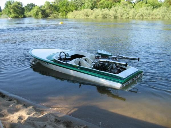 1971 Sanger - raw power... | Drag boat racing, Speed boats ...