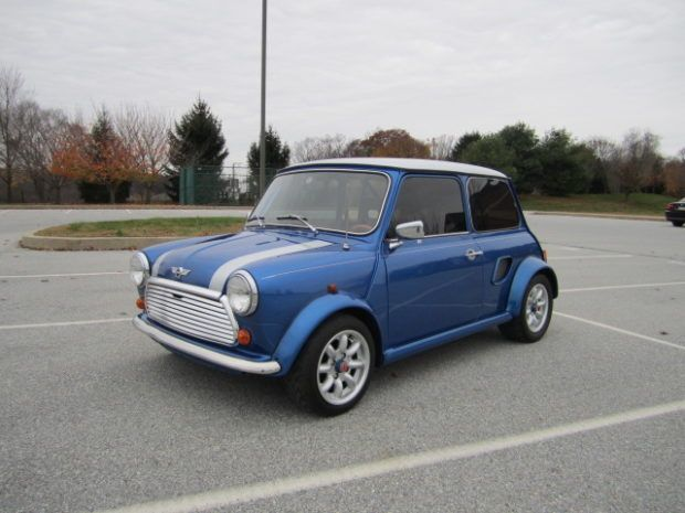 For Sale: Mini Cooper with a Mid-Engine Turbo B18 | Engine