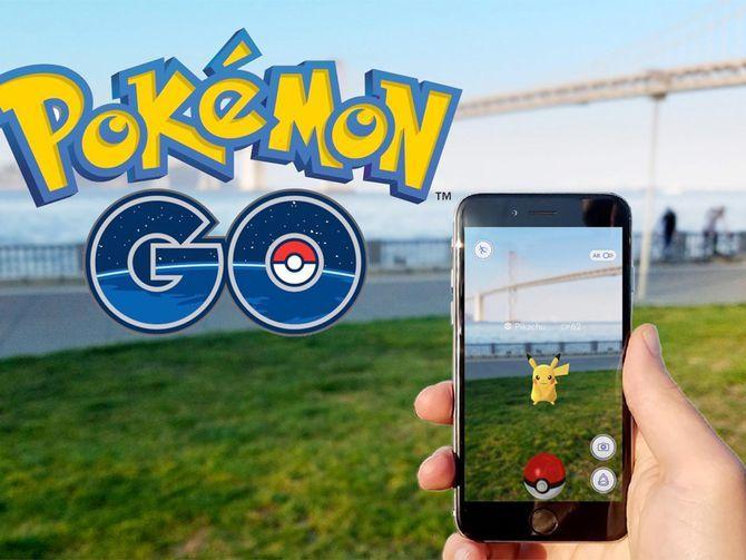 Pokemon Go Creator Will Sell Its Ar Tech To Spawn Games Like Harry Potter Pokemon Pokemon Go Cheats Pokemon Go