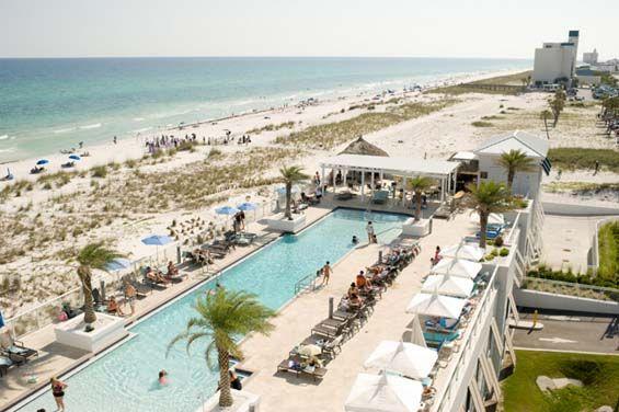 Margaritaville Beach Hotel In Pensacola Fl