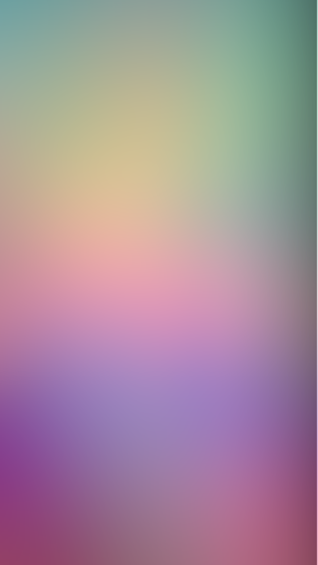 Green To Pink Fade Blur Ios7 Iphone 5 Wallpaper Iphone 5