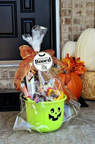 Diy halloween gift basket ideas for adults
