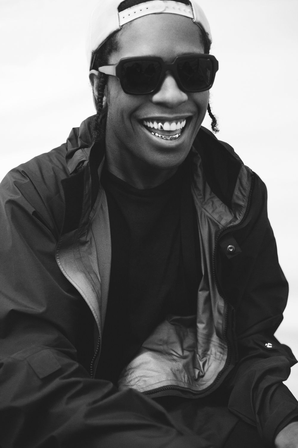 Asap Rocky for WESC shot by Anton Ostlund Asap rocky