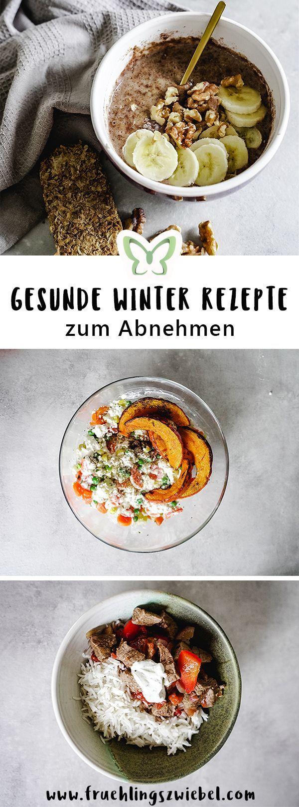 Gesunde Rezepte für den ganzen Tag Winter Rezepte zum Abnehmen Porridge mit Banane Gemüse  Gesunde Rezepte für den ganzen Tag Winter Rezepte zum Abnehmen P...