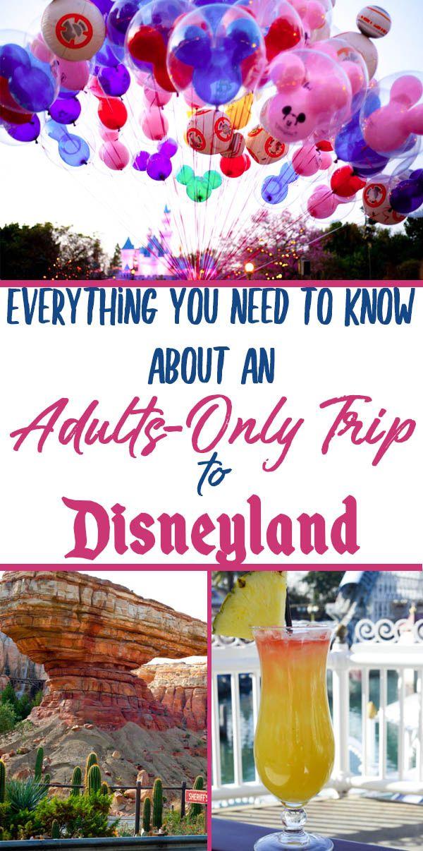 Photo of Nur für Erwachsene Leitfaden für Disneyland und Kalifornien Abenteuer