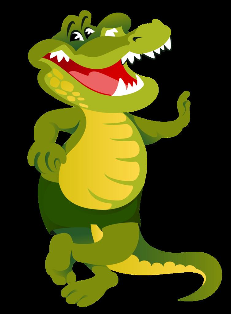 Картинки крокодил мультяшные