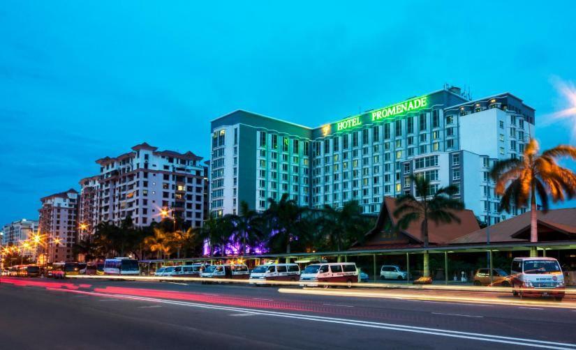 Promenade Hotel Kota Kinabalu Promenade Hotel Kota Kinabaluno 4 Lorong Api Api 3 Api Api Centrekota Kinabalu Sabah Hotel Central Business District Best Hotels